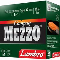 Φυσίγγια Lambro Sporting Mezzo 28gr