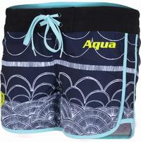 Γυναικείο Σορτς Μαγιό ILLUSION Mπλέ Aqua Marina (64694)