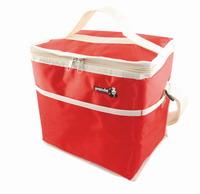 Τσάντα Ψυγείο Panda Soft Side Cooler 10Lt II Red 23309