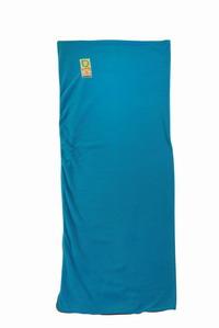 Σεντόνι Υπνόσακου Τετράγωνο Fleece JR Gear Blue 12359