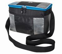 Τσάντα Ψυγείο Igloo Maxcold Collapse & Cool 12 19Lt Black/Grey/Blue 41315
