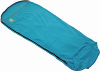 Σεντόνι Υπνόσακου Fleece Μούμια JR Gear Blue 12360