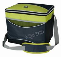Τσάντα Ψυγείο Igloo Collapse & Cool 24 24Lt Black/Green 41318