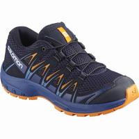 Αδιάβροχα Παιδικά Παπούτσια Salomon XA Pro 3D J Blue 406387