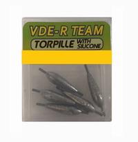 Μολύβια Ψαρέματος Εγγλέζικου Robinson VDE-R Torpille 60-WY-015