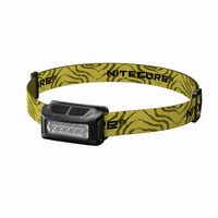 ΦΑΚΟΣ LED NITECORE HEADLAMP NU10 Black/Yellow