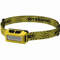 Φακός Led Nitecore Headlamp NU10 Yellow