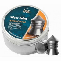 Βλήματα Αεροβόλου H&N Sport Silver Point 4.5mm 500τμχ