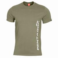 Μπλουζάκι T-Shirt Pentagon Vertical Olive K09012-06 PV