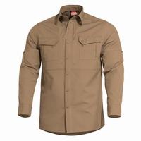 Πουκάμισο Pentagon Plato Shirt Rip Stop Coyote K02019-03