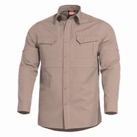 Πουκάμισο Pentagon Plato Shirt Rip Stop Khaki K02019-04