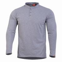 Μπλούζα Pentagon Romeo Henley Shirt Melange K09016-16
