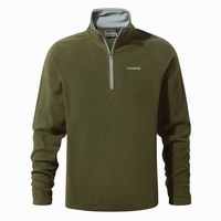 Μπλούζα Fleece Craghoppers Corey V Half Zip Woodland Green CMA1246-J77