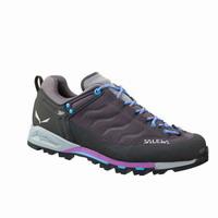 Αδιάβροχα Γυναικεία Παπούτσια Πεζοπορίας Salewa WS Mtn trainer Femme magnet/haze 63417-0672
