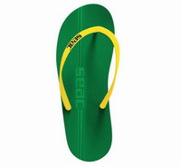 Σαγιονάρες Seac Sub Maui Green/Yellow 150-13