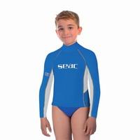 Παιδικό Μακρυμάνικο Μπλουζάκι Με Προστασία UV+40 Seac Sub RAA Long Evo Blue 1550002003208