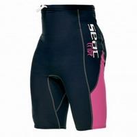 Γυναικεία Βερμούδα Seac Sub Raa Pant Evo Lady Blue/Pink 1550004002025