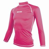 Μπλουζάκι Παιδικό Μακρυμάνικο Με Προστασία UV+40 Seac Sub Rash Guard T-Sun Long Pink 1550015010202