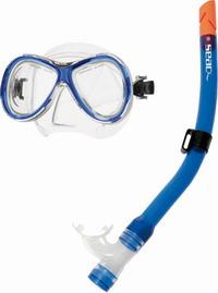 Μάσκα SAEC SUB SET BIS CAPRI MD BLUE (0890012160000)