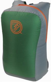 Αδιάβροχο Σακίδιο Πλάτης JR Gear Pack In Pocket 20Lt Green/Grey 12621
