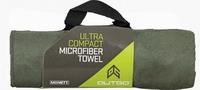 Πετσέτα McNETT Outgo Microfiber M 51x102cm Khaki 21264
