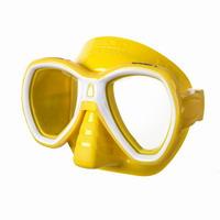 Μάσκα SAEC SUB ELBA Κίτρινη Σιλικόνη (0750042020360)