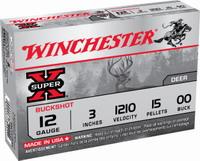 """Φυσίγγια Δράμια Winchester Super-X 15Βολο 3"""" XB12300"""
